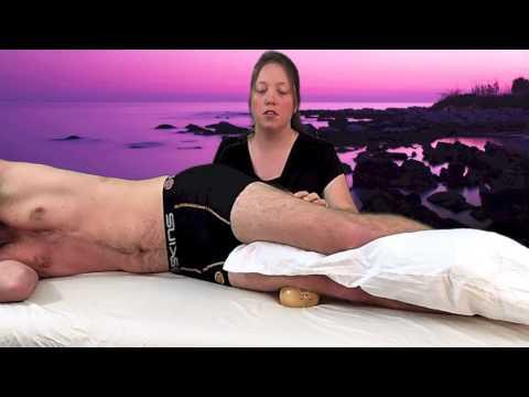 MFR Self-Treatment for the ITB á la the John F  Barnes Myofascial