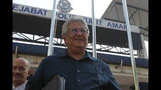 Zaid tiba di Bukit Aman untuk beri keterangan
