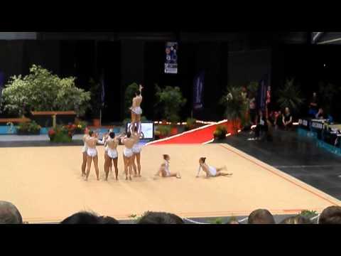 DFE CHAMBERY - Championnat de France de GR 2014