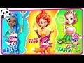 Power Girls Super City - Superhero Salon & Pets Makeover Games for Kids