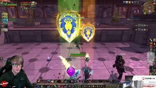 PUKAM HORDE W 6 OSÓB - World of Warcraft: Legion