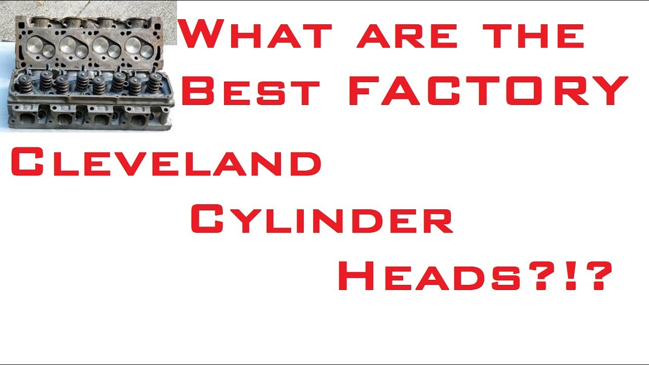 Best FACTORY Cleveland Heads!! [Tech / How To]