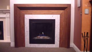Majestic 400dvbl 'solitaire' Direct Vent Gas Fireplace.mp4