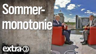 Sommermonotonie beim Horst