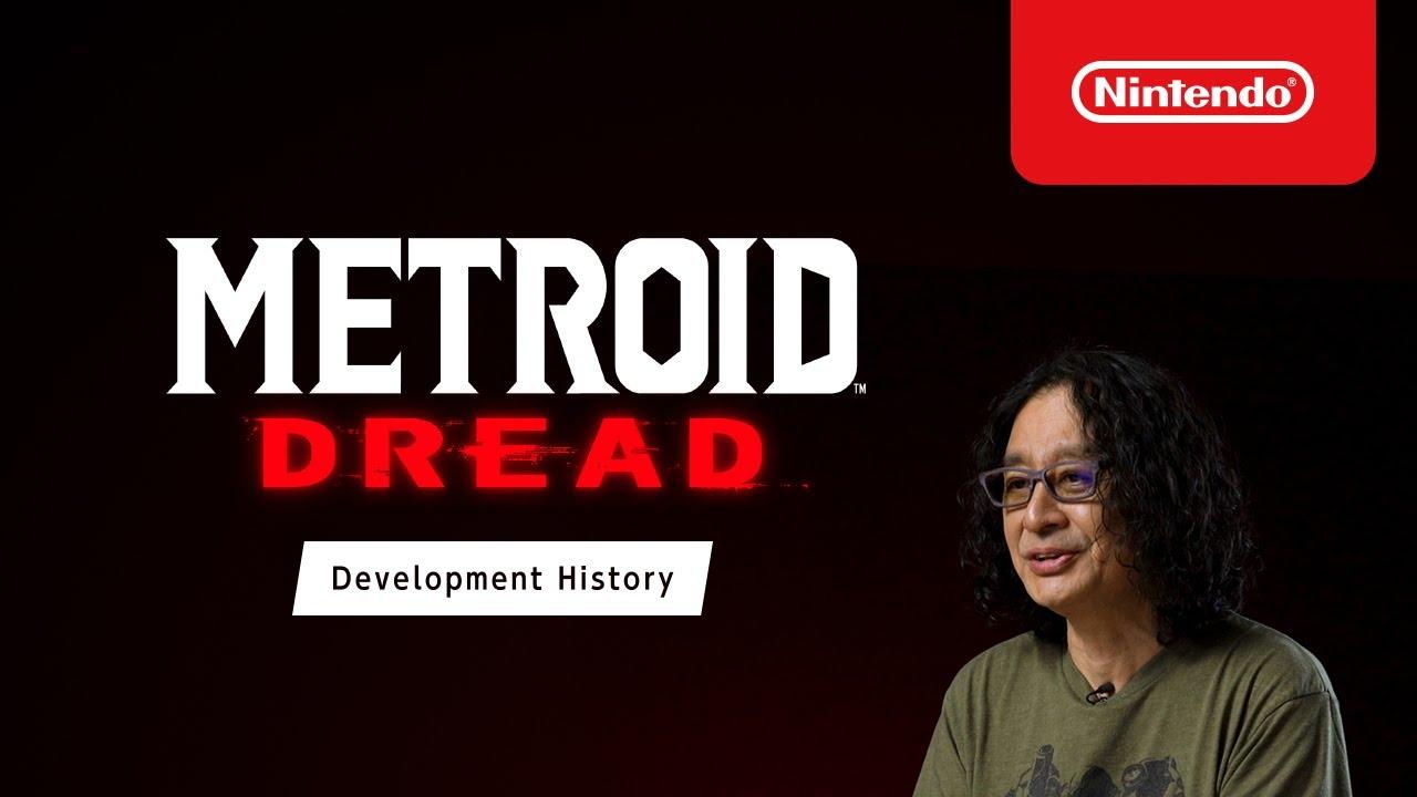 メトロイド ドレッド Development History