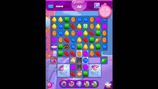 Candy Crush Saga ~ Level 394 ~ Hard Level ~ With Boosters ~ ★★★