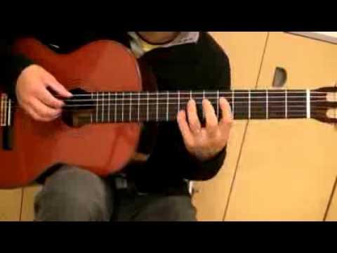 Naruto Shippuden Sha La La guitar
