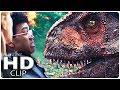 JURASSIC WORLD 2 Todos Los Clips + Trailer Español (2018)