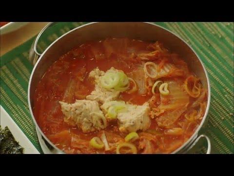 Let's Eat Let's Eat Ep11: Epic girl Jini's Kimchi Jjigae Recipe_Yoon Du-jun, Lee Soo-kyung