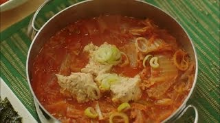 Let's Eat Let's Eat Ep11: Epic girl Jini's Kimchi Jjigae Recipe_Yoon Du-jun, Lee Soo-kyung