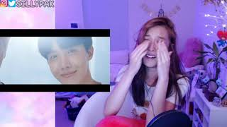 BTS LOVE MYSELF Global Campaign Video Reaction #ENDviolence