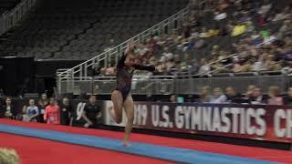 Addison Fatta - Vault – 2019 U.S. Gymnastics Championships – Junior Women Day 2