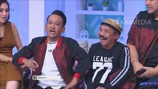 BROWNIS - Woww !! Opie Kumis Pernah Jadi Kuli Bangunan dan Jualan Ayam (4/4/18) Part 4