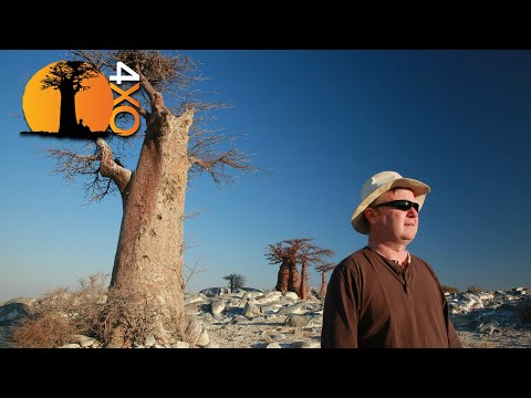 Kalahari magic outside of the National Parks. 4WD4, Ep1