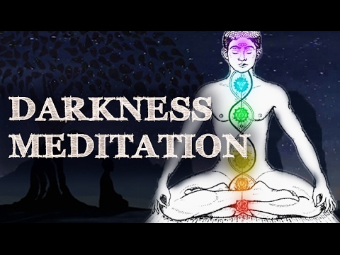 Guided Darkness Meditation to Switch Off Your Thoughts: Heals Depression, Over-Thinking & Anxiety