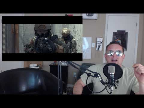 Army Ranger Wing - Irish Special Forces - Reaction