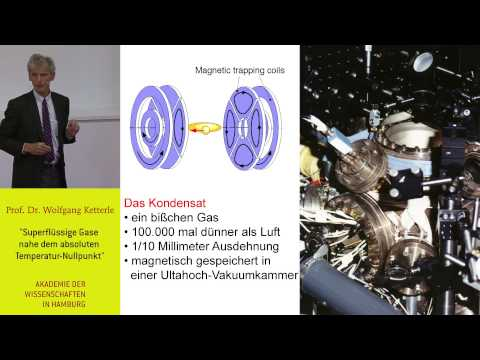 Otto Stern Symposium 2013 - Vortrag Wolfgang Ketterle