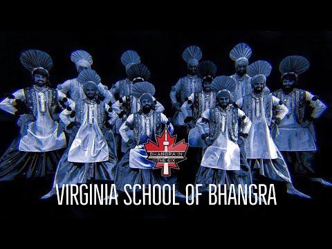 Virginia School of Bhangra Waris @ Bhangra in the 6ix 2017
