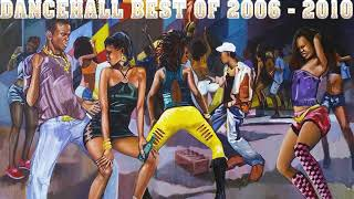 Dancehall Best of 2006 -  2010 Mavado,Beenie,Vybz Kartel,Mr Vegas,Elephant Man & More Mix  by dj