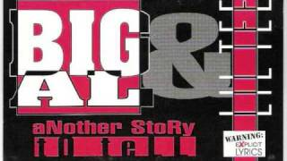 Big Al and Lil Tee-Another Story to tell Take Fo Records 1996