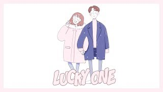 mich • lucky one (lyrics)