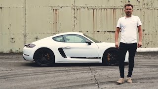 PORSCHE CAYMAN T | Full review | Nick Ponting