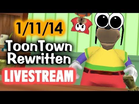 [ENDED] TTR Livestream
