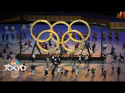 Best of Day 0 at the Tokyo Olympics: Opening Ceremony kicks off the Summer Games | NBC Sports