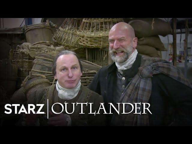 Outlander | Speak Outlander Lesson 9: Tùlach Àrd | STARZ