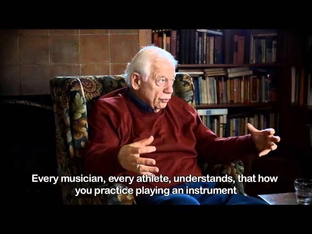 Stanley Keleman - Voluntary Muscular Effort and Variations of Time