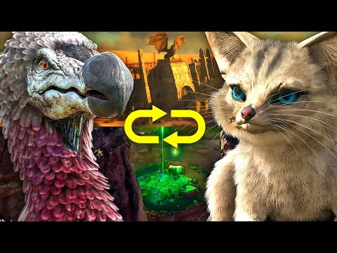 GAME BREAKING? Transfer EVERYTHING from Scorched Earth! - How To (Ark: Scorched Earth)