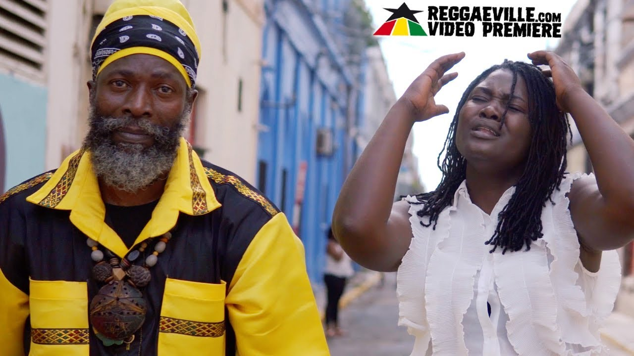 "Amanda Vibez: ""We Need A Change"" Ft. Capleton"