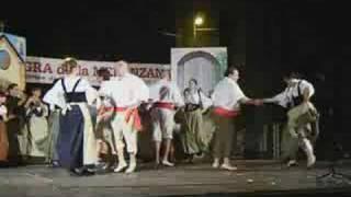 Danze Popolari Siciliane (Tarantella e Controdanza)