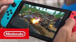 Nintendo Switch – Line-up E3 2018