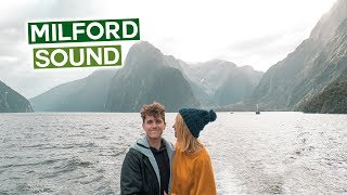 Milford Sound is BEAUTIFUL | The 8th Wonder of the World | Wild Kiwi