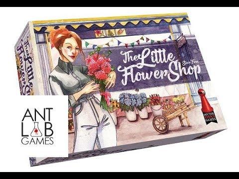 The Little Flower Shop Kickstarter Playthrough Preview