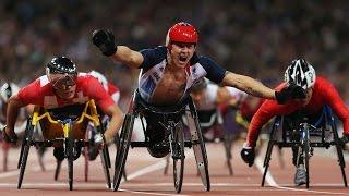 Паралимпийцы - Герои нашего времени | Превью к Паралимпийским играм Рио-2016