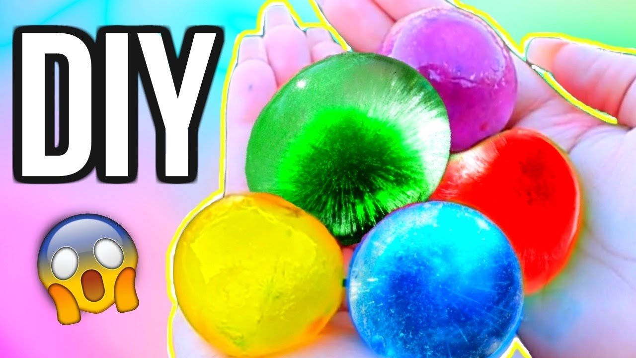 Easy Diy 6 Easy Diy Science Experiments For Fall Youtube