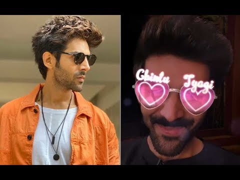 Kartik Aaryan Becomes The First Bollywood Actor To Get A Customized Instagram Filter | SpotboyE Mp3