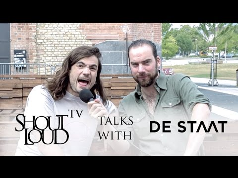 De Staat Interview: About making fun of yourself, German Skills and more!