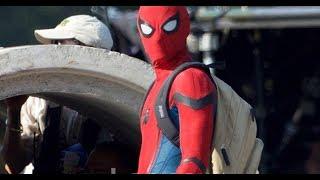 Человек-Паук: Возвращение домой *в Реальности* трейлер 2017