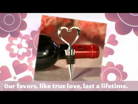 Discount Wedding Favors By Wholesalefavors Youtube