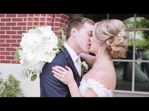 Romantic rustic small town wedding - Kirksville Missouri Wedding