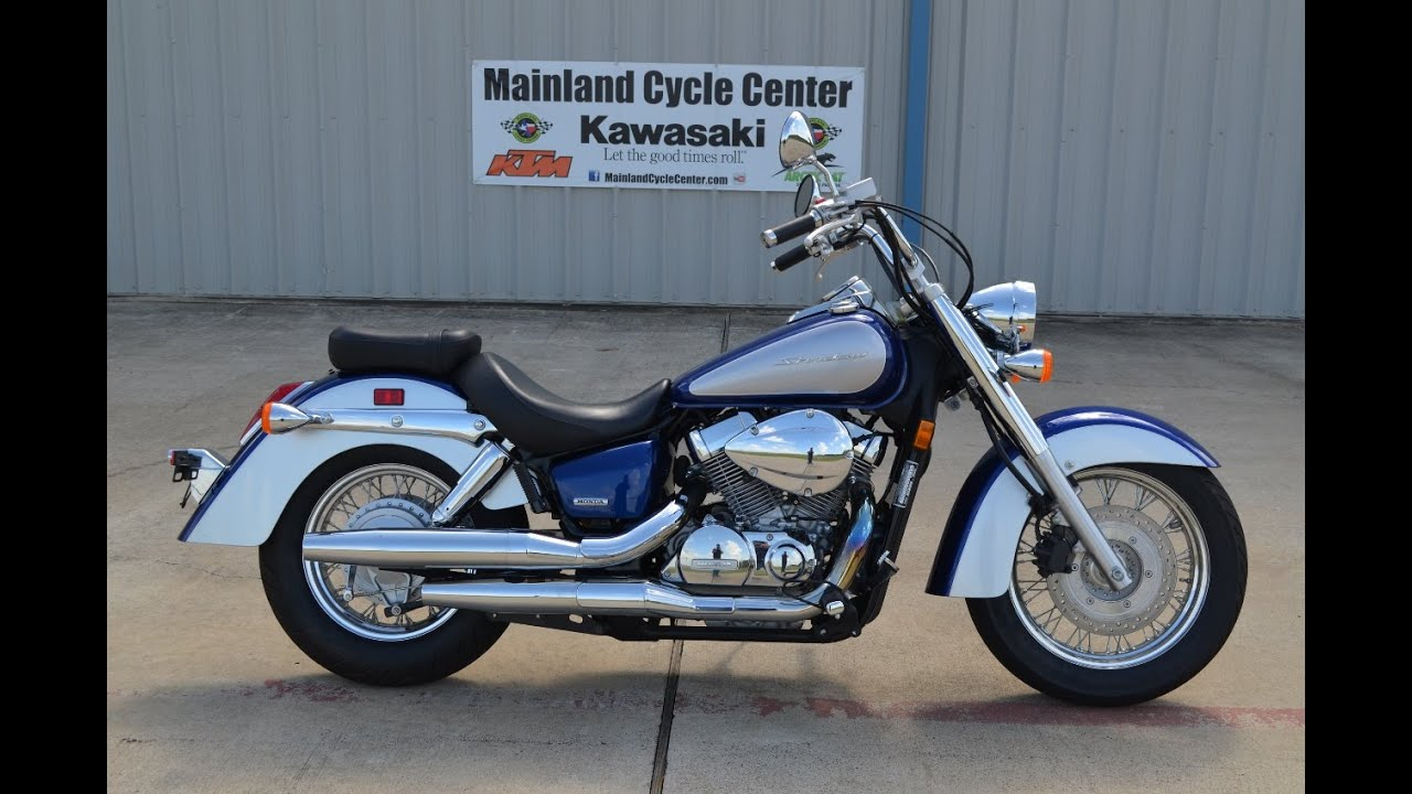 5 199 for sale 2009 honda shadow 750 aero blue silver. Black Bedroom Furniture Sets. Home Design Ideas
