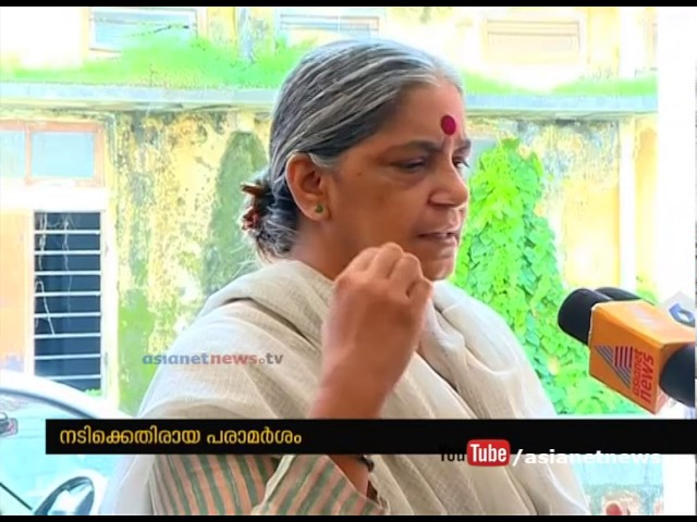 Remarks against actress: Ani Raja demands case against P C George