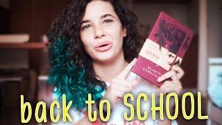 BACK TO SCHOOL 2018 - Cosa VOGLIO nel mio ZAINO!