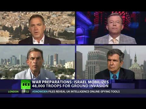 CrossTalk: Gaza Under Siege