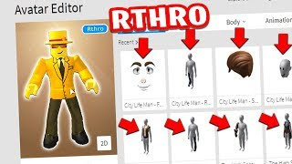 USING ROBLOX RTHRO FOR THE FIRST TIME