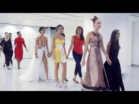 Academy of Design Hong Kong Graduation Fashion Show 2015