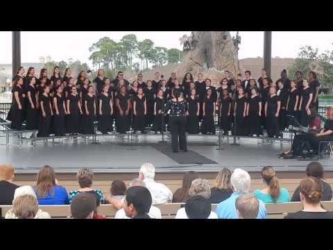 Dr. John Long Middle School Choral Dept: Disney Performance 2015